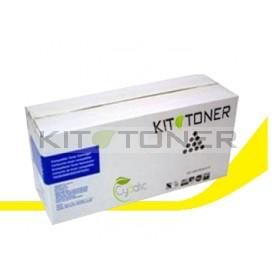Oki 44643001 - Toner compatible Jaune