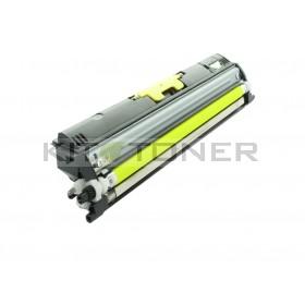 Oki 44250721 - Cartouche de toner compatible jaune