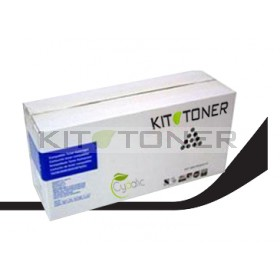 Oki 1240001 - Cartouche de toner compatible