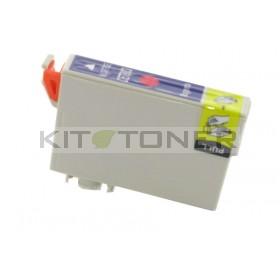 Epson C13T08034011 - Cartouche d'encre compatible magenta T0803
