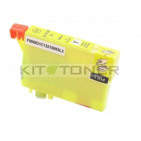 Epson C13T16344010 - Cartouche d'encre compatible jaune T1634