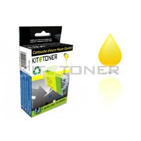 Epson C13T06144010 - Cartouche d'encre compatible jaune T0614