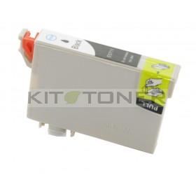 Epson C13T07114011 - Cartouche d'encre compatible noire T0711