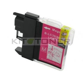 Brother LC985M - Cartouche d'encre compatible magenta