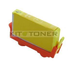 HP CB325EE - Cartouche encre jaune compatible HP 364XL