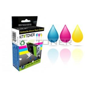 HP C6657A - Cartouche d'encre compatible couleur 57