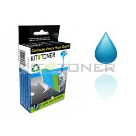 HP C4907AE - Cartouche d'encre compatible cyan 940XL