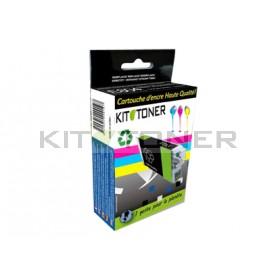 Lexmark 10N0026 - Cartouche d'encre compatible couleur