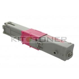 Oki 44973534 - Cartouche de toner magenta compatible