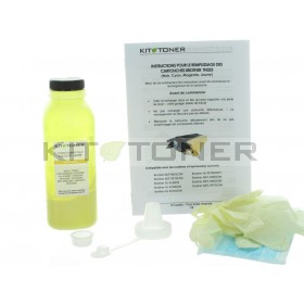 Brother TN325Y - Kit de recharge toner compatible Jaune