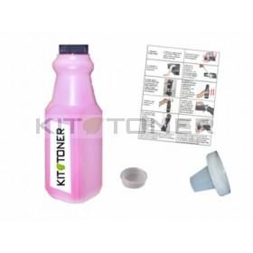 Epson S050098 - Kit de recharge toner compatible Magenta