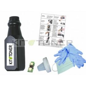 HP Q2610A - Kit de recharge toner compatible 10A
