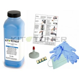 Samsung CLTC4072S - Kit de recharge toner compatible cyan