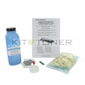 Samsung CLTC406S - Kit de recharge toner compatible cyan