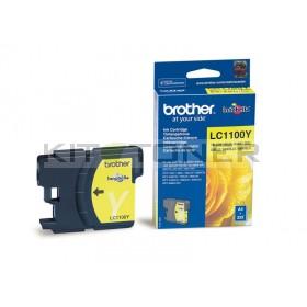 Brother LC1100Y - Cartouche d'encre d'origine jaune
