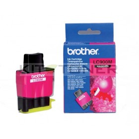 Brother LC900M - Cartouche d'encre d'origine magenta