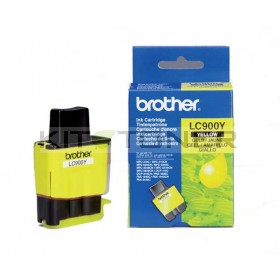 Brother LC900Y - Cartouche d'encre d'origine jaune
