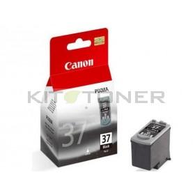 Canon PG37 - Cartouche d'encre origine noire 2145B001