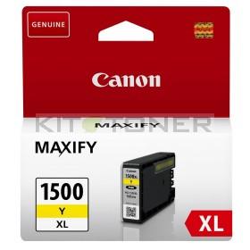 Canon PGI1500XLY - Cartouche encre origine jaune 9182B004
