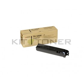 Kyocera TK500K - Cartouche de toner noir original