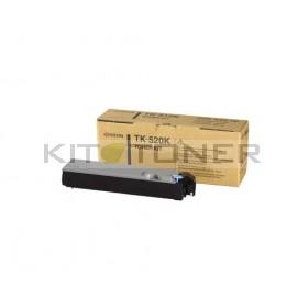 Kyocera TK520K - Cartouche de toner noir original