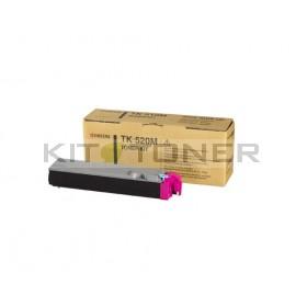 Kyocera TK520M - Cartouche de toner magenta original