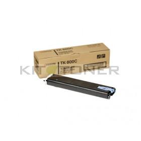 Kyocera TK800C - Cartouche de toner cyan original