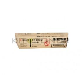 Kyocera TK815M - Cartouche de toner magenta original
