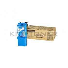 Kyocera TK825C - Cartouche de toner cyan original