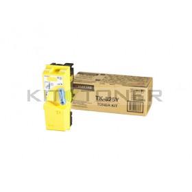 Kyocera TK825Y - Cartouche de toner jaune original