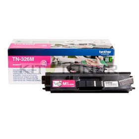 Brother TN326M - Cartouche de toner magenta TN326M
