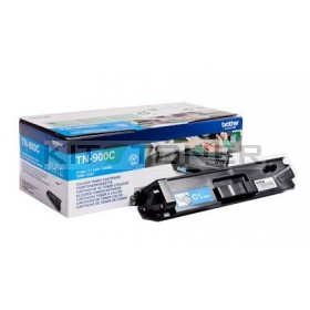 Brother TN900C - Cartouche de toner d'origine cyan