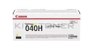 Canon 0455C001 - Cartouche toner jaune Canon 040H