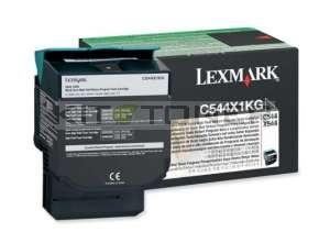 Lexmark 0C544X1KG - Cartouche toner noir d'origine xxl