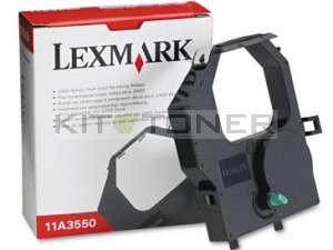 Lexmark 11A3550 - Ruban d'impression d'origine noir