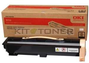 Oki 1221601 - Cartouche toner d'origine