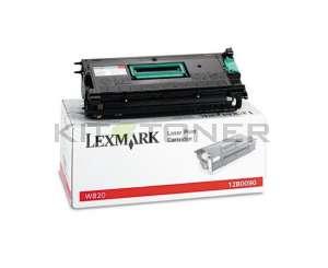 Lexmark 12B0090 - Cartouche de toner noir originale