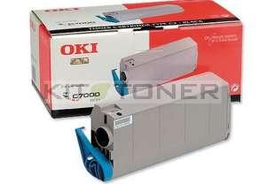 Oki 41963008 - Cartouche de toner noire d'origine