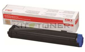 Oki 43502302 - Cartouche toner d'origine