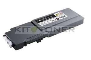 Cartouche Dell 59311115 - Toner noir de marque 86W6H
