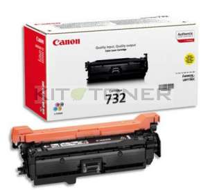 Canon 6260B002 - Cartouche toner jaune Canon 732