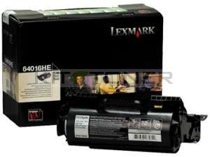 Lexmark 64016HE - Cartouche de toner d'origine