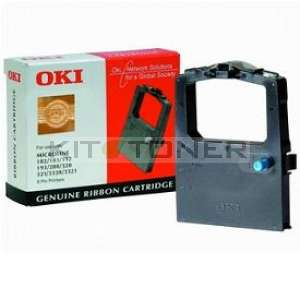 Oki 9002303 - Ruban d'impression d'origine noir