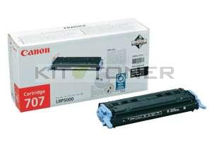 Canon 9424A004 - Cartouche toner d'origine noir 707