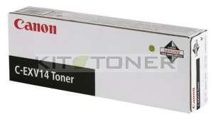 Canon 0384B006 - Cartouche toner d'origine Canon C-EXV14
