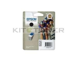 Epson C13T003011 - Cartouche d'encre noire de marque T003