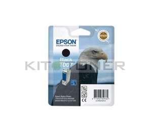 Epson C13T007401 - Cartouche d'encre noire de marque T007401