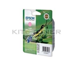 Epson C13T033640 - Cartouche d'encre magenta clair de marque T033640