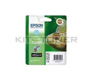 Epson C13T034540 - Cartouche d'encre cyan clair de marque T034540