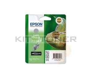 Epson C13T034740 - Cartouche d'encre gris clair de marque T034740